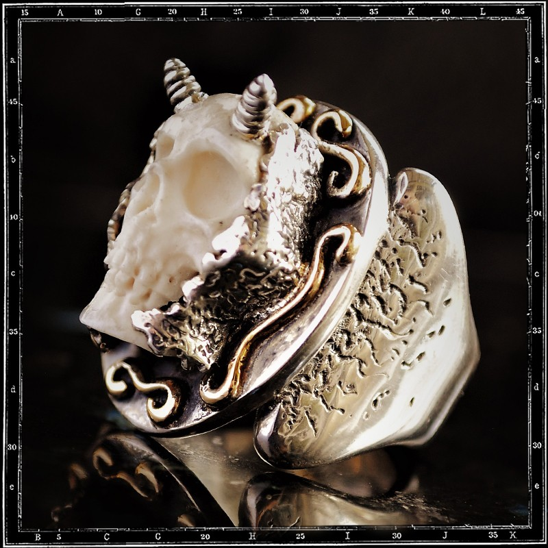 Collectors Series - Mass Skull Ring