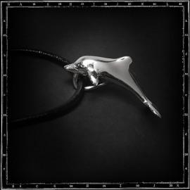 Small dolphin pendant