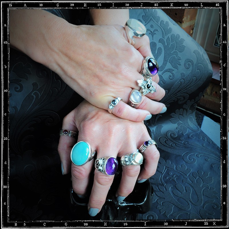 Night and Day Ring selection