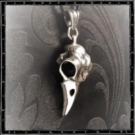 Bird skull pendant (Medium)
