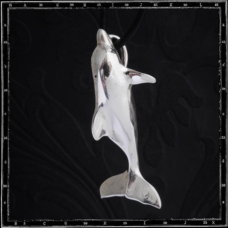 Dolphin Pendant (Large)