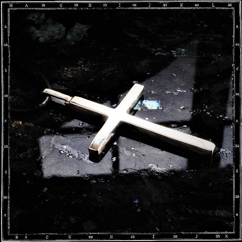 Ozzy cross pendant