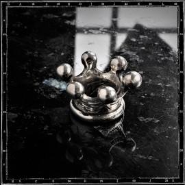 3D crown pendant