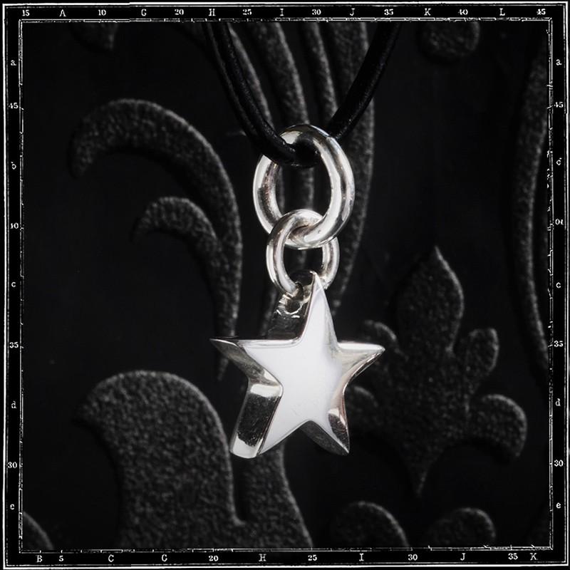 Star Pendant (Small)