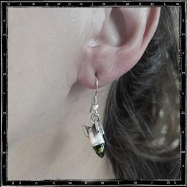 Rocket earring