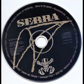 """ARMAND SERRA solo CD1 """"I AIN'T ASKING FOR MUCH"""" Limited edition"""