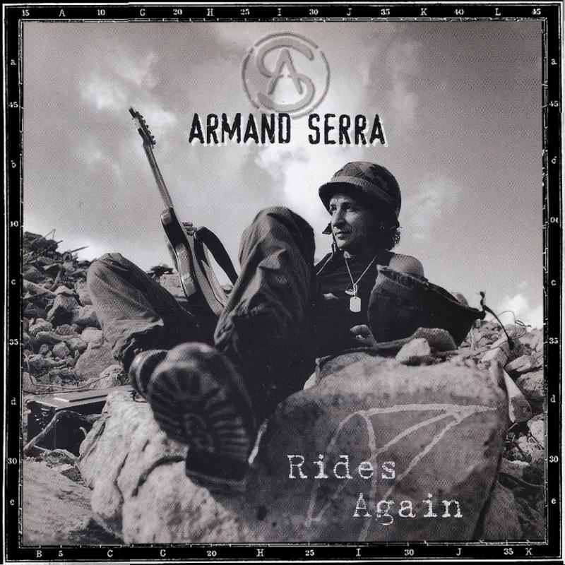 """ARMAND SERRA solo CD2 """"RIDES AGAIN"""""""