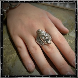 Gene Simmons (Kiss) Ring