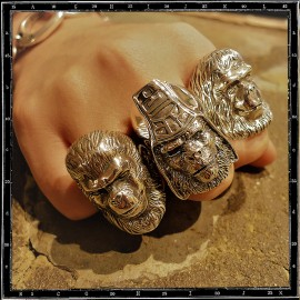 Planet of apes ring  Urko