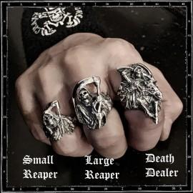 Large grim reaper RING