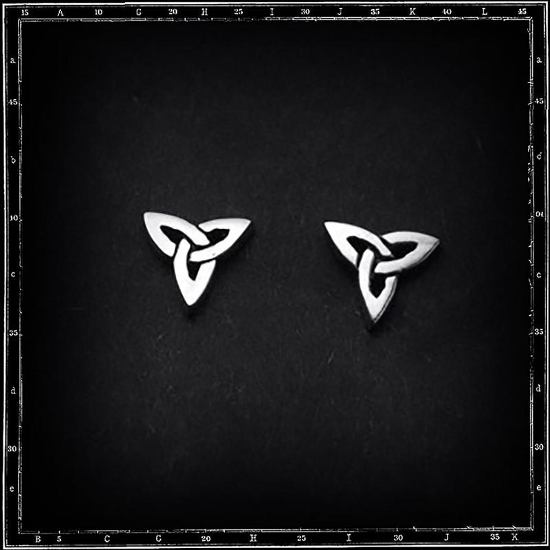 Celtic Stud Earrings
