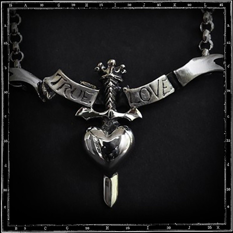 True Love Pendant with chain