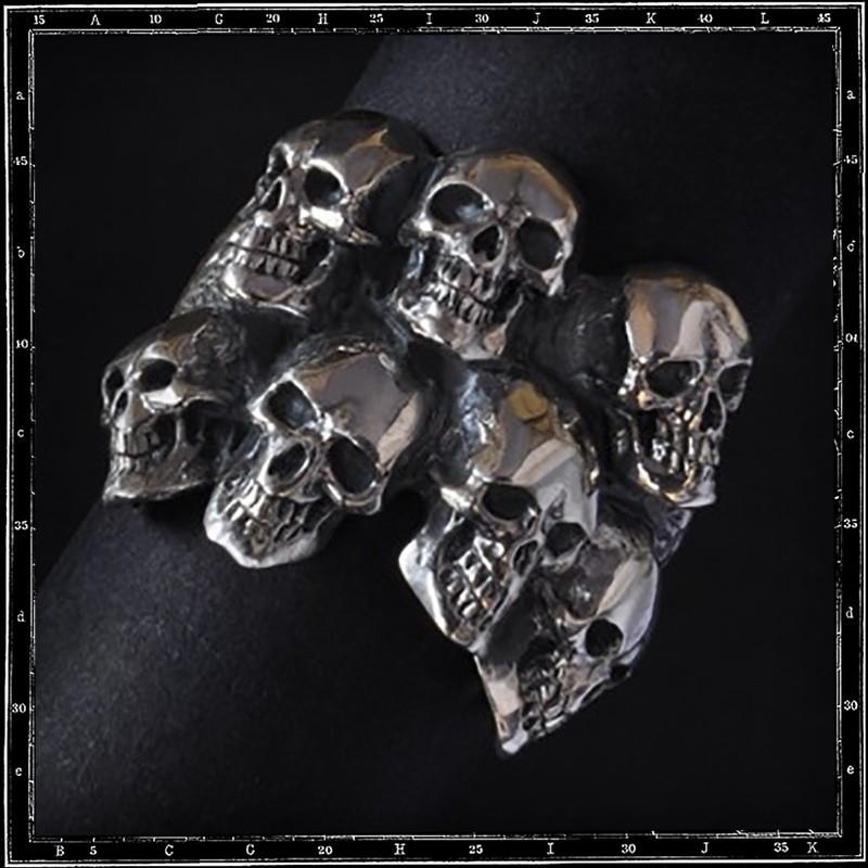 Catacombs Skulls