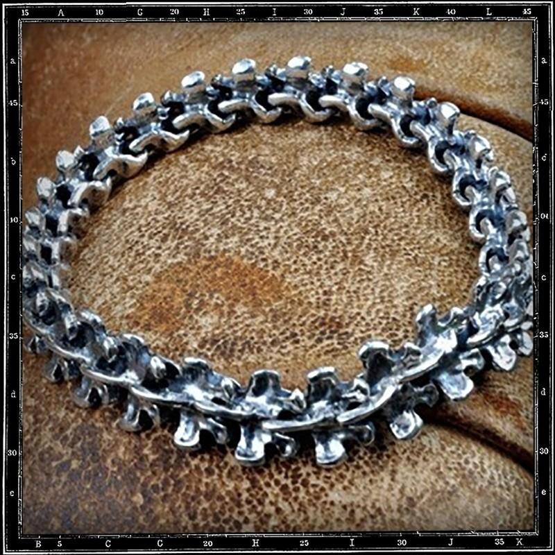Spine Link Bracelet (Small)