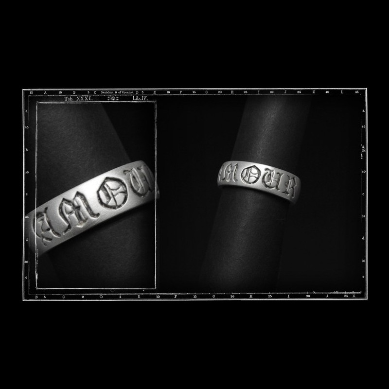 Amour ring (Love ring)