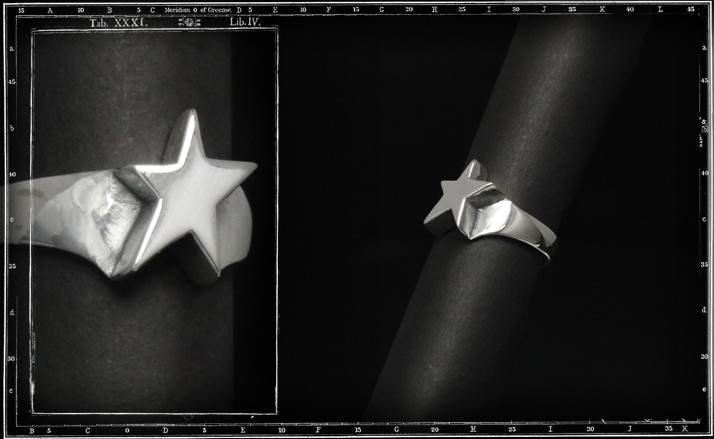 star ring (small)