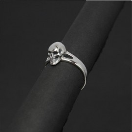 Small skull ring (plain)